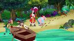 Hook&crew-The Creature of Doubloon Lagoon06