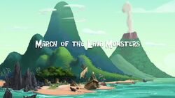 March of the Lava Monsters-titlecard