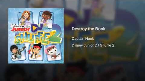 """Destroy the Book (From """"Jake and the Never Land Pirates"""")"""
