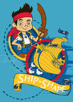 Jake ship-shape