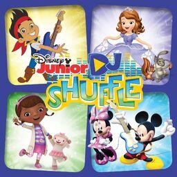 Disney DJ Junior Shuffle CD