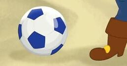 Soccer ball-The Race to Never Peak!.02