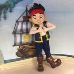 Jake&Bucky-Disney Park