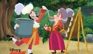 Hook& Mama Hook-Captain Hook's New Hobby03