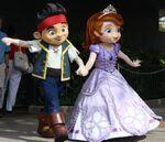 Jake&Sofia-Disney Parks02