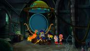 The Legion of Pirate Villains!