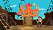 Orange Octopus steeling hooks