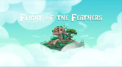 Flight of the Feather titlecard