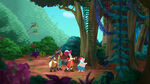 Forest of Spinning Vines-The Never Land Pirate Ball01