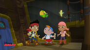 Jake&crew with Tinker Bell-Battle for the book03