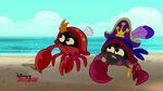 King Crab&Louie-Crabageddon!08