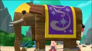 Wooden Elephant-The Elephant Surprise!04