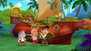 Leaky Beak-Sail Away Treasure