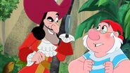 Hook&Smee-Hideout…It's Hook!