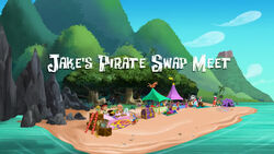 Jake's Pirate Swap Meet titlecard