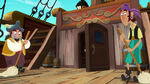 Sharky&Bones-Captain Hook's Colossal Collision