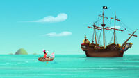 Hook&Smee-Cubby's Goldfish11