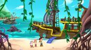 Jake&crew-Captain Hook's Parrot28