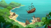 Jollyroger&Shipwreck Beach-The Golden Smee!01