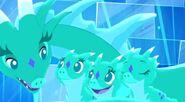 Ice Dragon-Queen Izzy-bella25