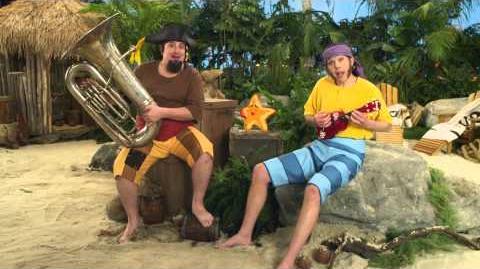 Jake and the Never Land Pirates Pirate Band Starfish Serenade Disney Junior