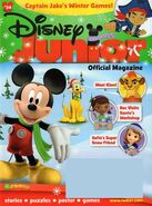 Disney Junior Official Magazine -issue34