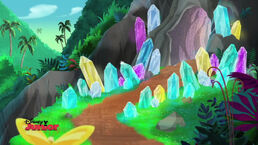 Crystal Tunnel-The Pirate Princess01