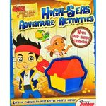 Disney Junior-Jake and the Never Land Pirates High-Seas Adventure Activities