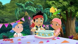 Jake and the Never Land Pirates Happy Birthday Jake Song Disney Junior UK