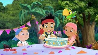 Jake and the Never Land Pirates Happy Birthday Jake Song Disney Junior UK