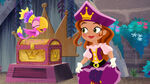 Winger&Pirate Princess-Princess Power!01