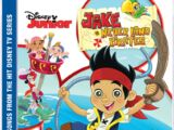 Jake and the Never Land Pirates (soundtrack)