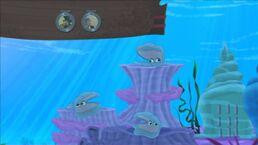 Sharky& Bones-Bubbly Blue