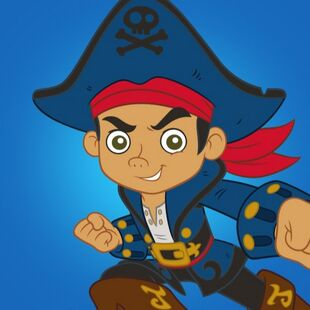 Jake And The Buccaneer Blast Coloring Page