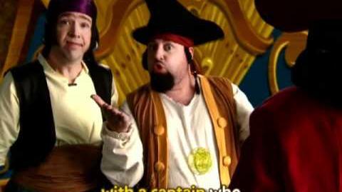Jake and the Never Land Pirates Pirate Band Yo Ho Ho Sing Along Disney Junior
