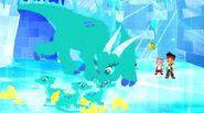 Ice Dragon-Queen Izzy-bella14
