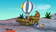 BalloonBucky-Bucky's Treasure Hunt