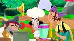 HookSharky& Bones-The Never Land Coconut Cook-Off