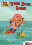 Pixie Dust Away!-book01