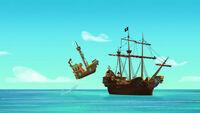 Bucky&Jolly Roger-Bucky's Anchor Aweigh!01