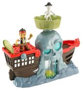 Fisher-Price Jake and The Never Land Pirates - Jake's Battle at Shipwreck Falls01