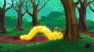 Golden Caterpillar-Big Bug Valley!08