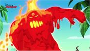 Mega Lava Monster - March of the Lava Monsters