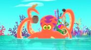 Octopus-Save the Coral Cove!07