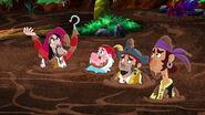Hook&crew-Captain Jake's Pirate Power Crew!14