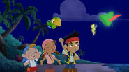 Jake&crew with Tinker Bell-Battle for the book09
