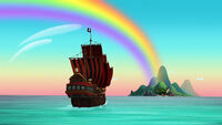 Jolly Roger&Never Land-The Never Rainbow