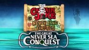 The Great Never Sea Conquest title card