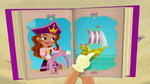 The Legend Of The Pirate Princess