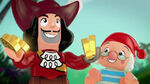Hook&Smee -The Never Land Pirate Pieces of Eight03